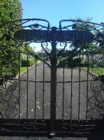 Rose Hill Gates